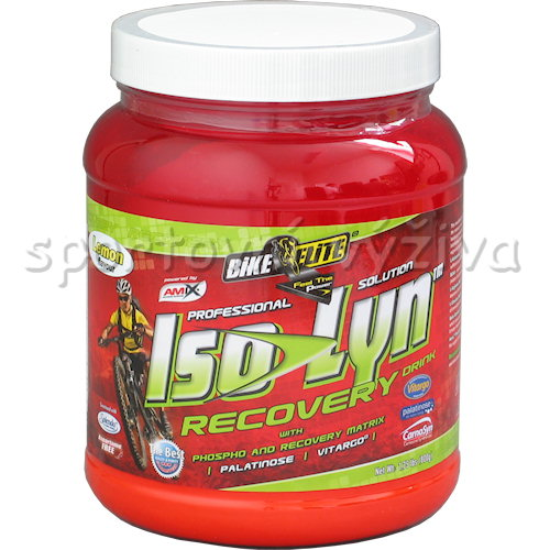 IsoLyn Recovery Drink 800g-lemon
