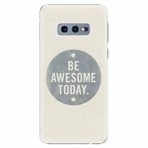 Plastový kryt iSaprio - Awesome 02 - Samsung Galaxy S10e