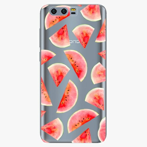 Plastový kryt iSaprio - Melon Pattern 02 - Huawei Honor 9