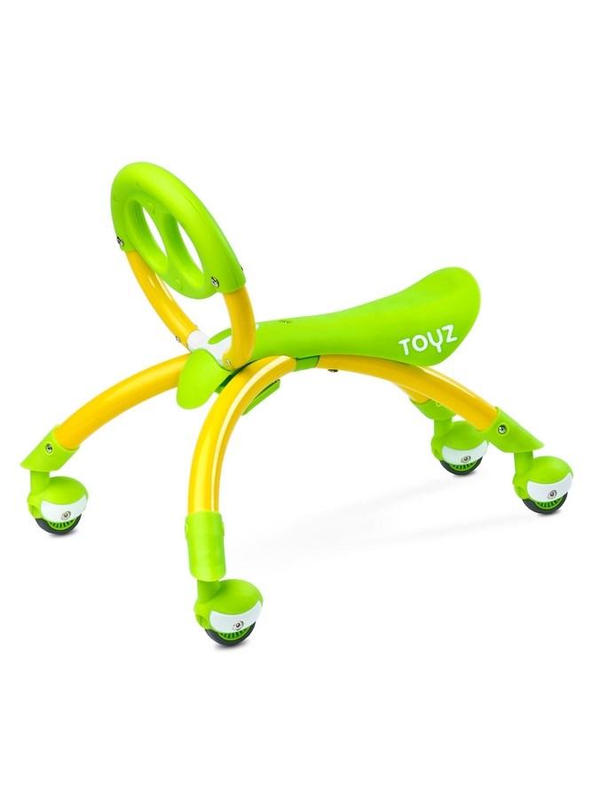 Dětské jezdítko 2v1 Toyz Beetle - green - zelená