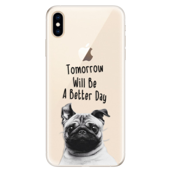 Silikonové pouzdro iSaprio - Better Day 01 - iPhone XS Max