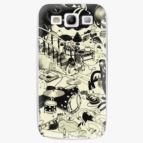 Plastový kryt iSaprio - Underground - Samsung Galaxy S3