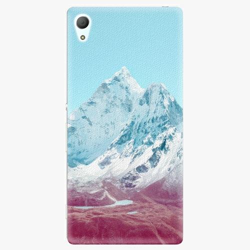 Plastový kryt iSaprio - Highest Mountains 01 - Sony Xperia Z3+ / Z4