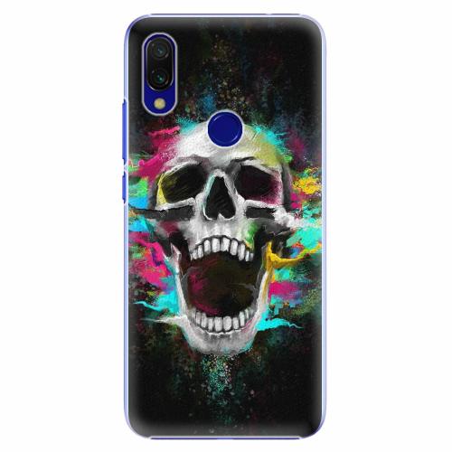 Plastový kryt iSaprio - Skull in Colors - Xiaomi Redmi 7