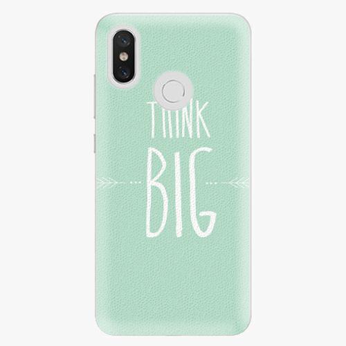Plastový kryt iSaprio - Think Big - Xiaomi Mi 8