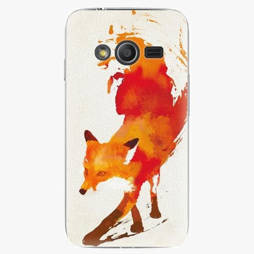 Plastový kryt iSaprio - Fast Fox - Samsung Galaxy Trend 2 Lite