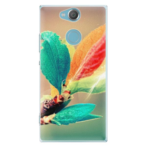 Plastové pouzdro iSaprio - Autumn 02 - Sony Xperia XA2