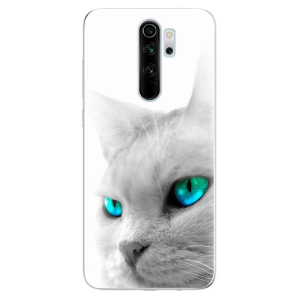 Odolné silikonové pouzdro iSaprio - Cats Eyes - Xiaomi Redmi Note 8 Pro