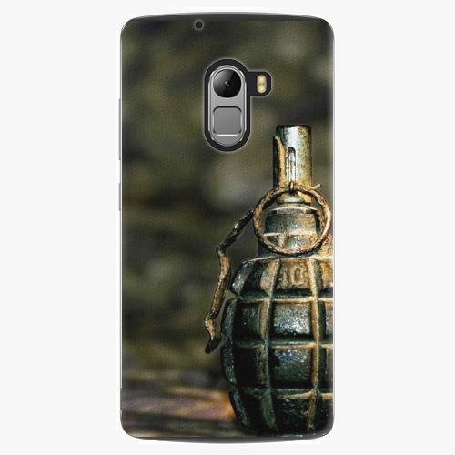 Plastový kryt iSaprio - Grenade - Lenovo A7010