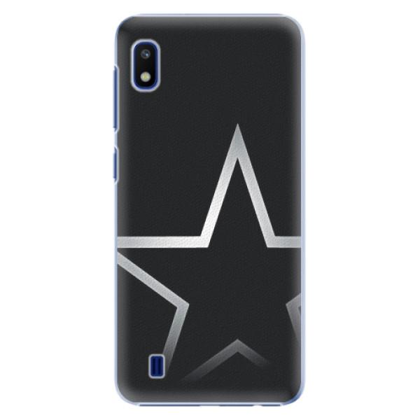Plastové pouzdro iSaprio - Star - Samsung Galaxy A10