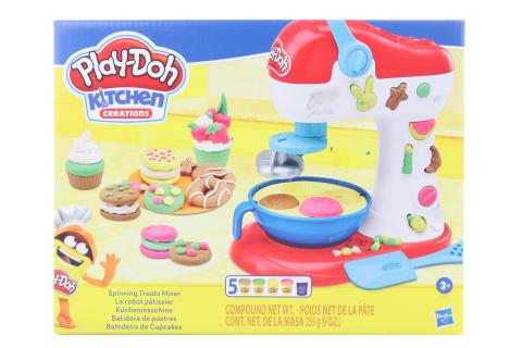 Plya-Doh Rotační mixér