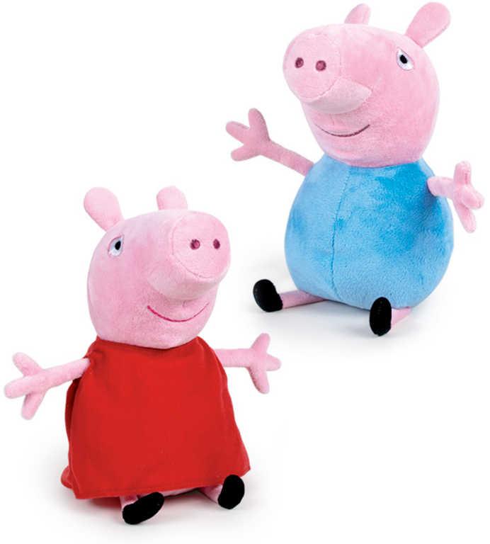 PLYŠ Prasátko Peppa Pig 26cm různé druhy *PLYŠOVÉ HRAČKY*