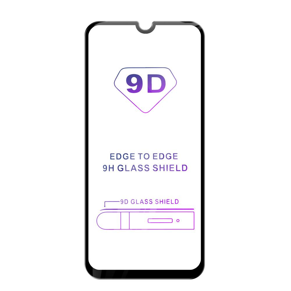 Tvrzené sklo iSaprio 9D BLACK pro Samsung Galaxy A41
