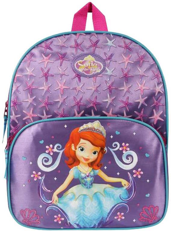 Batůžek dětský holčičí Disney Sofie První 27x33cm