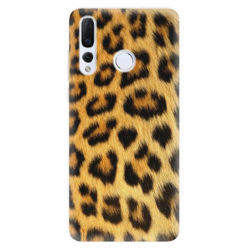 Silikonové pouzdro iSaprio - Jaguar Skin - Huawei Nova 4