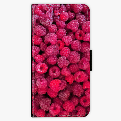 Flipové pouzdro iSaprio - Raspberry - iPhone 6 Plus/6S Plus