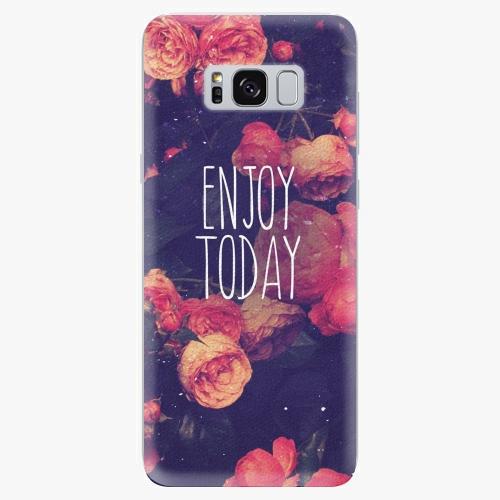 Plastový kryt iSaprio - Enjoy Today - Samsung Galaxy S8