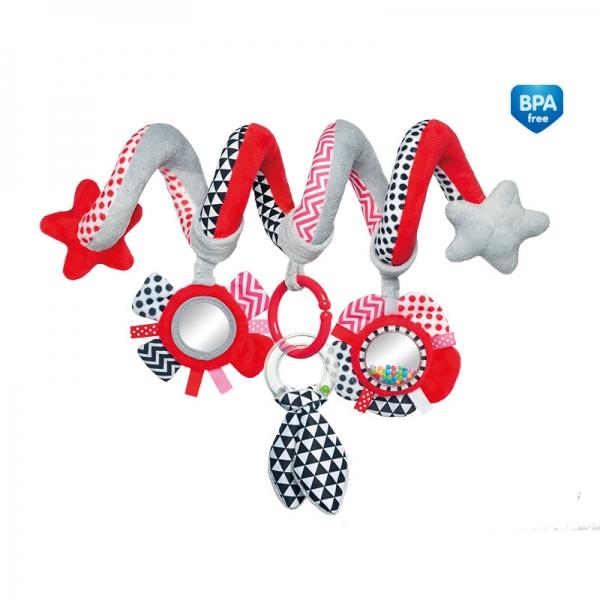 canpol-babies-plysova-spirala-zig-zag-cervena