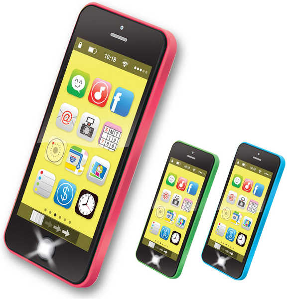 Smart phone 40 melodií v boxu Chytrý telefon