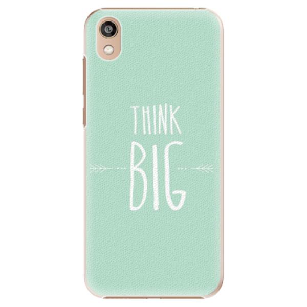 Plastové pouzdro iSaprio - Think Big - Huawei Honor 8S