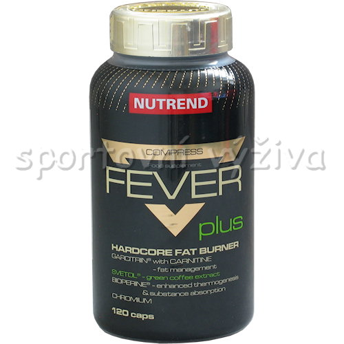 Fever Plus 120 kapslí