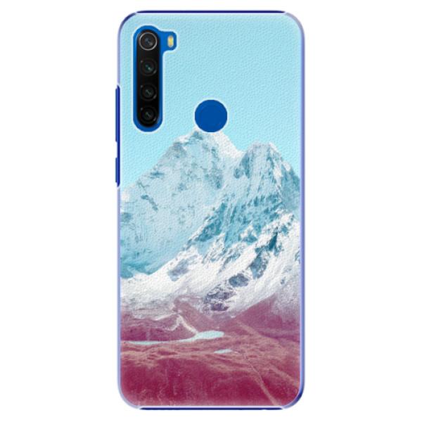 Plastové pouzdro iSaprio - Highest Mountains 01 - Xiaomi Redmi Note 8T