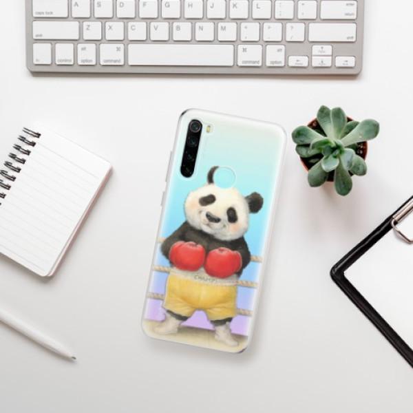 Odolné silikonové pouzdro iSaprio - Champ - Xiaomi Redmi Note 8