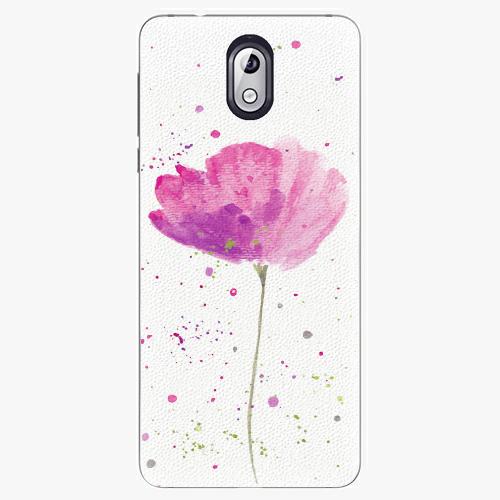 Plastový kryt iSaprio - Poppies - Nokia 3.1