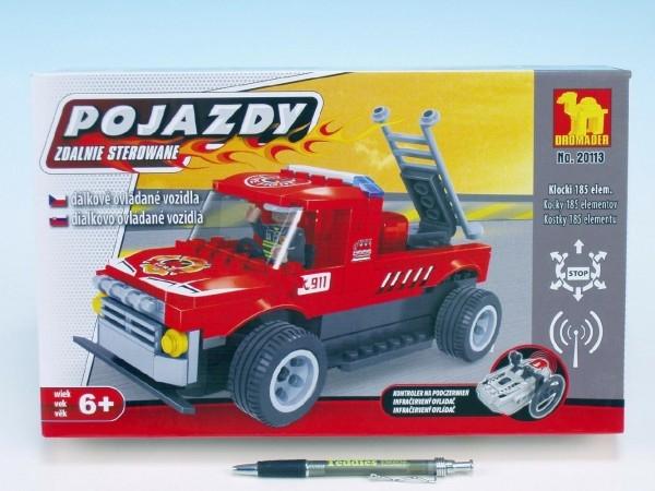 stavebnice-dromader-auto-rc-hasici-20113-na-vysilacku-na-baterie-185ks-v-krabici-34x2