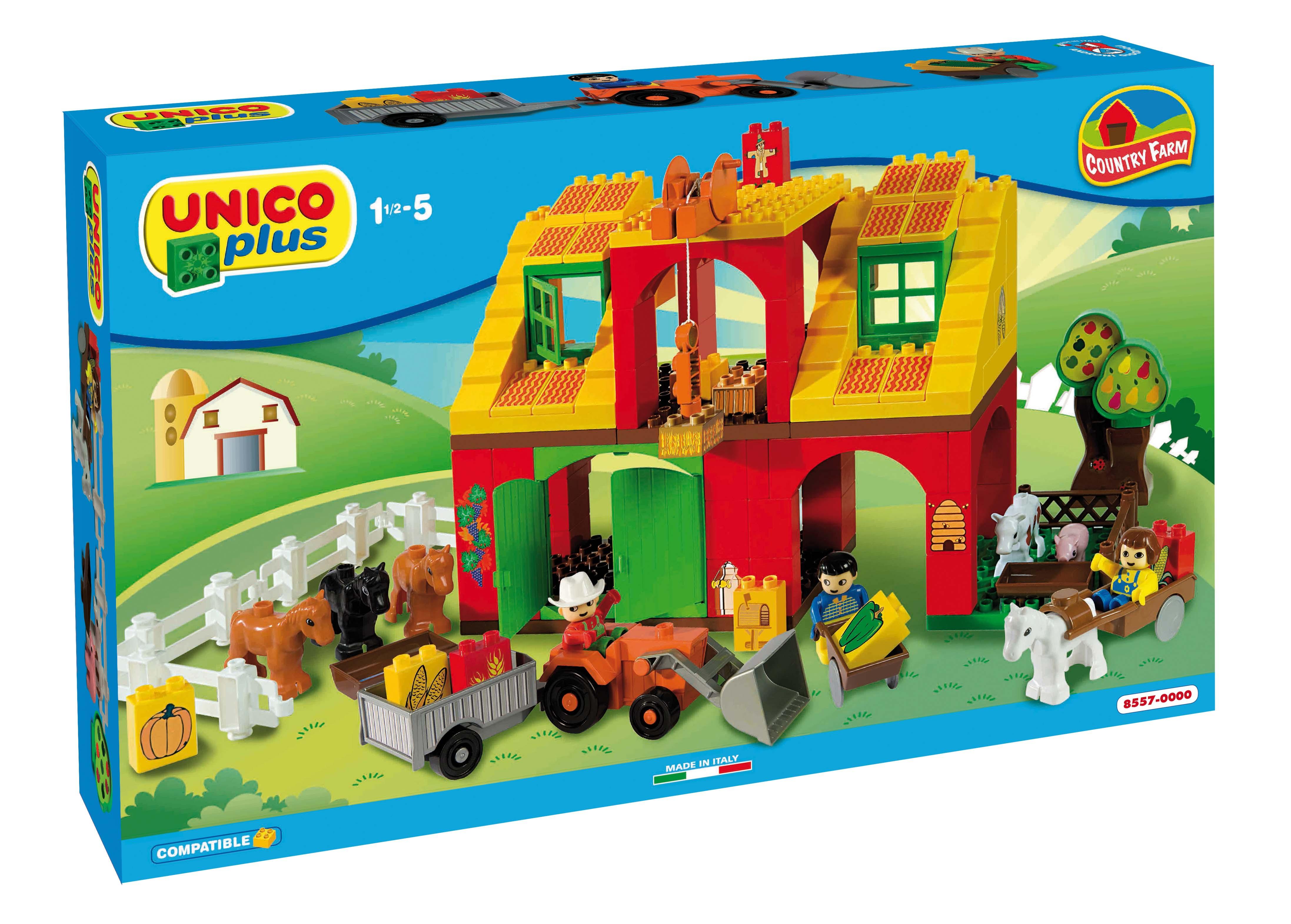 Androni Unico Farma 128 dílků