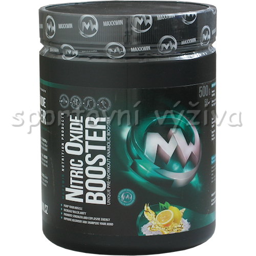 Nitric Oxide Booster - 500g-citron