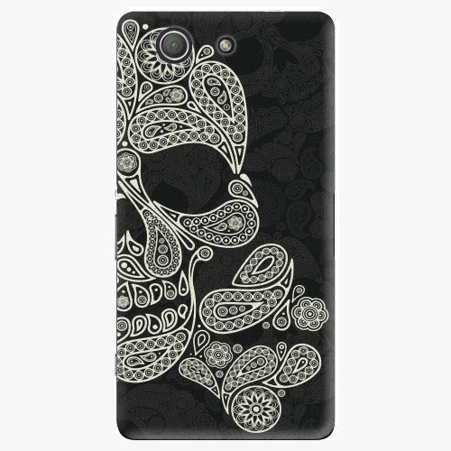 Plastový kryt iSaprio - Mayan Skull - Sony Xperia Z3 Compact