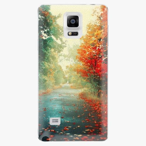 Plastový kryt iSaprio - Autumn 03 - Samsung Galaxy Note 4
