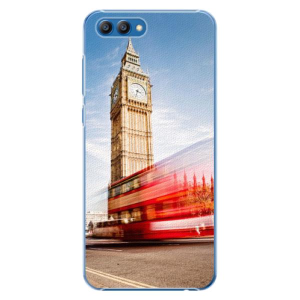 Plastové pouzdro iSaprio - London 01 - Huawei Honor View 10