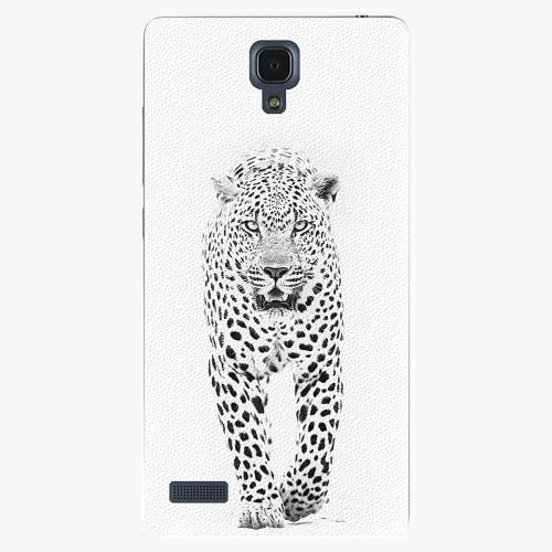 Plastový kryt iSaprio - White Jaguar - Xiaomi Redmi Note