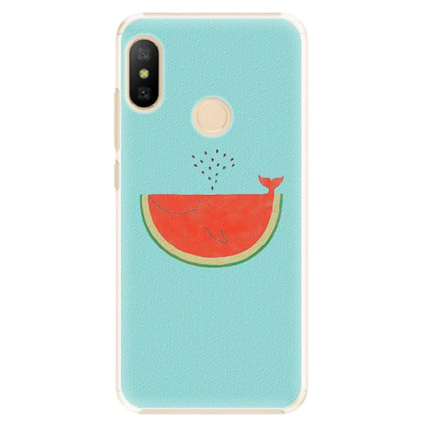 Plastové pouzdro iSaprio - Melon - Xiaomi Mi A2 Lite