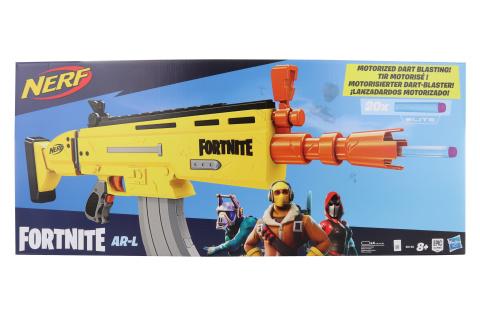 Nerf Fortnite Risky Reeler TV 1.1. - 30.6.2021