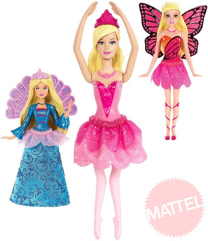 MATTEL BRB Mini Princezna 10 cm