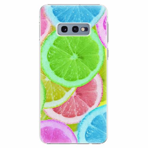 Plastový kryt iSaprio - Lemon 02 - Samsung Galaxy S10e