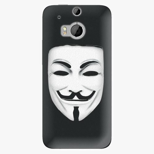 Plastový kryt iSaprio - Vendeta - HTC One M8