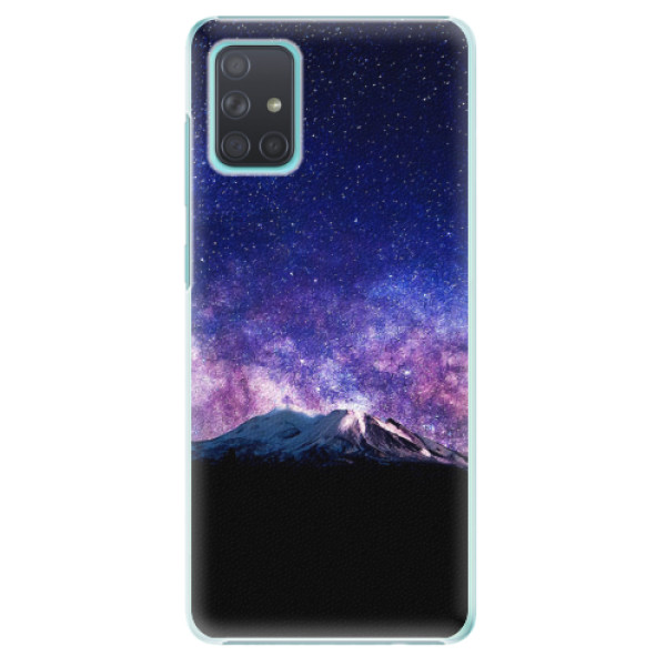 Plastové pouzdro iSaprio - Milky Way - Samsung Galaxy A71