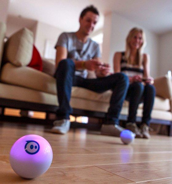 Sphero - robotický herní systém