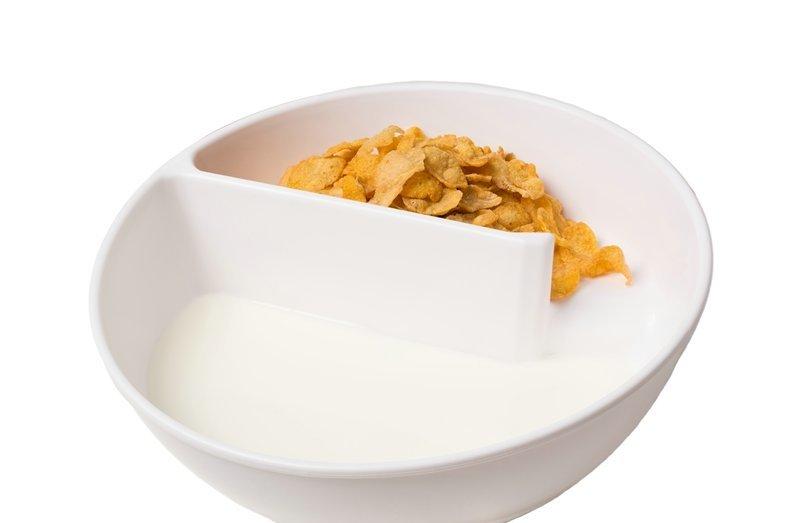 Chytrá miska na snídani - postupné uvolňování