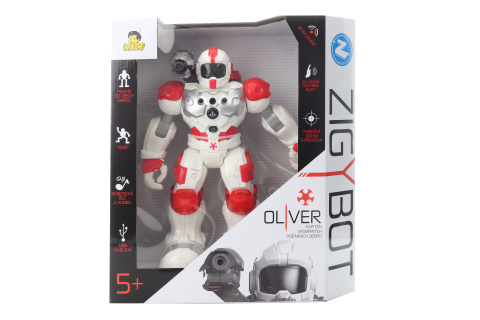 Robot hasič