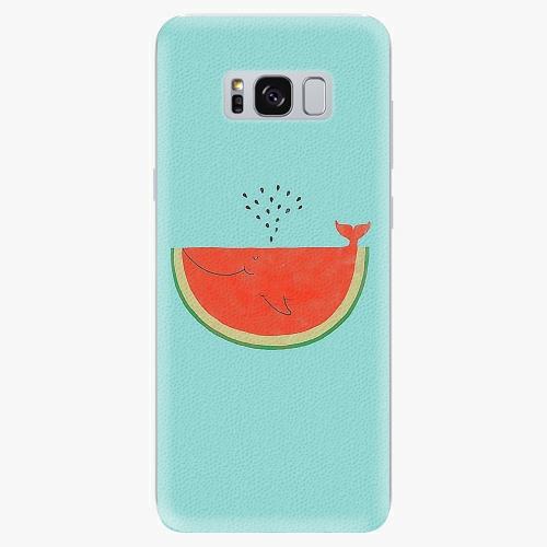 Silikonové pouzdro iSaprio - Melon - Samsung Galaxy S8