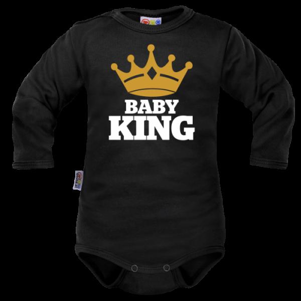 body-dlouhy-rukav-dejna-baby-king-cerne-62-2-3m