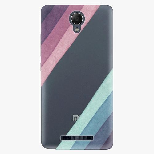 Plastový kryt iSaprio - Glitter Stripes 01 - Xiaomi Redmi Note 2