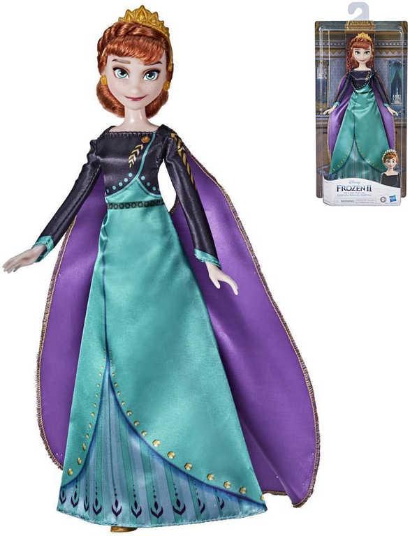 HASBRO Panenka královna Anna 28cm Frozen 2 (Ledové Království)