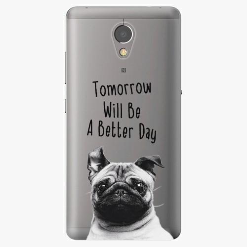 Plastový kryt iSaprio - Better Day 01 - Lenovo P2