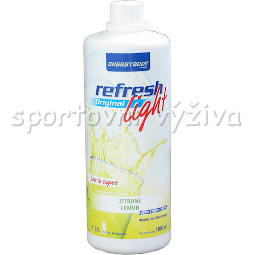 Refresh Light Original - 1000ml-cola-limetka